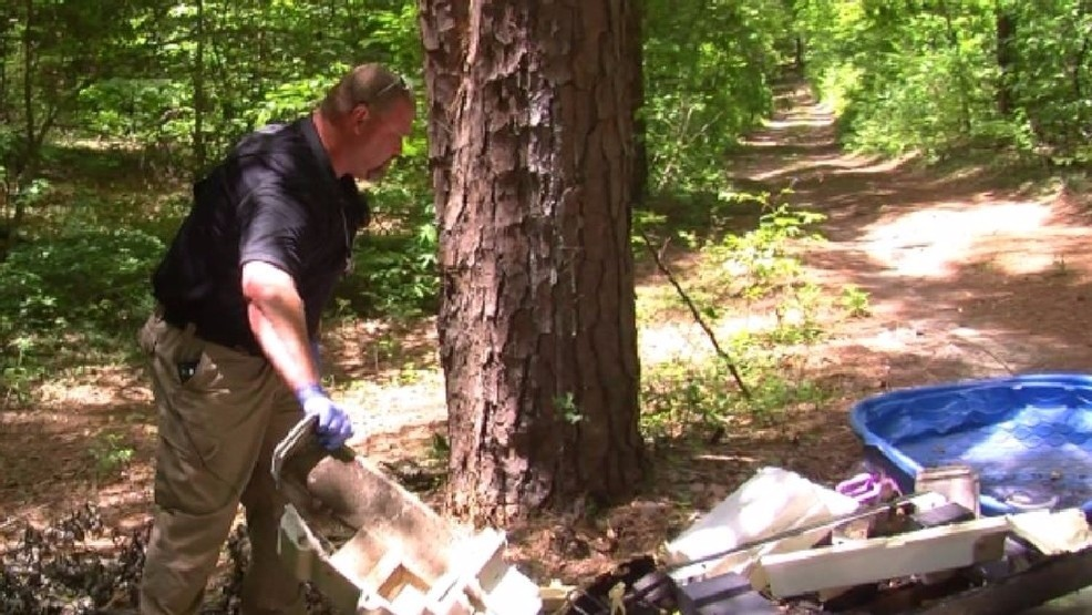 Saline Co. officer authorized to ticket for illegal dumping
