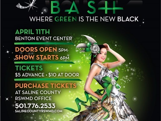 Become a part of the 'Where Green is the New Black' fashion bash